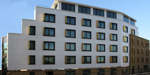 Westbridge Hotel - Cmt construction
