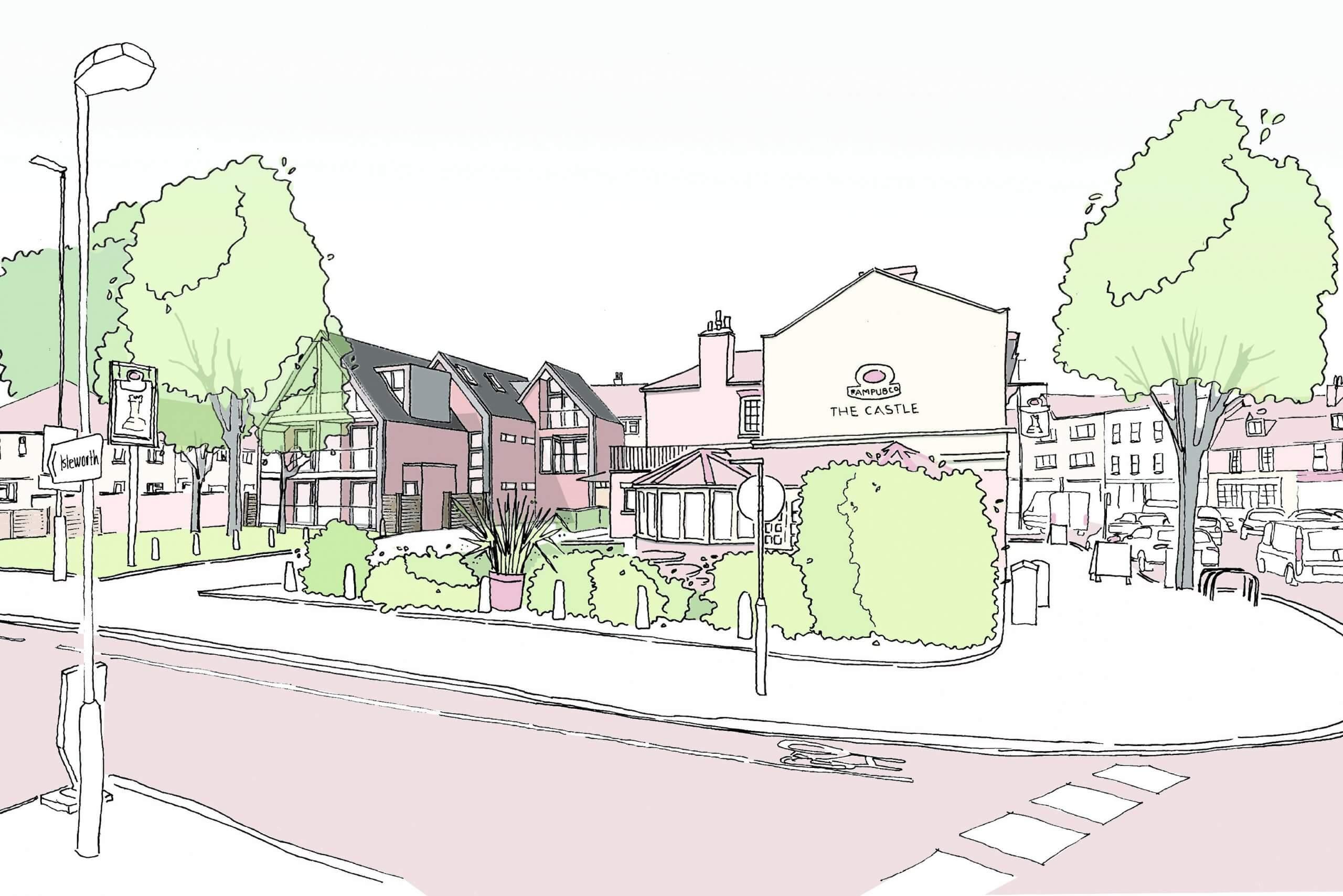 Richmond Road Project