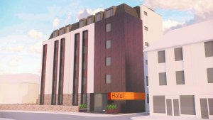 Southgate Hotel Project1